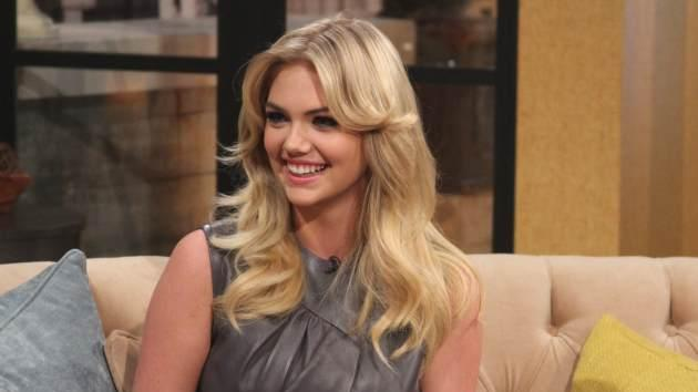 Kate Upton visits Access Hollywood Live on February 20, 2013 -- Access Hollywood