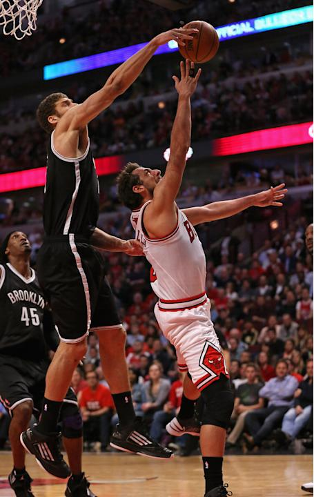 Brooklyn Nets v Chicago Bulls - Game Six