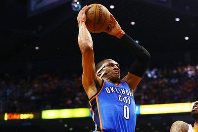 NBA schedule and results: Thunder pull away from the Suns