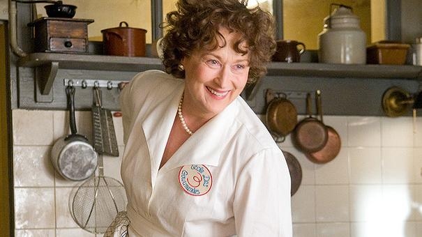 Julie & Julia Production Stills Sony 2009 thumb