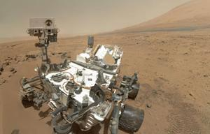 Do Mars Rover Photos Show Potential Signs of Ancient …