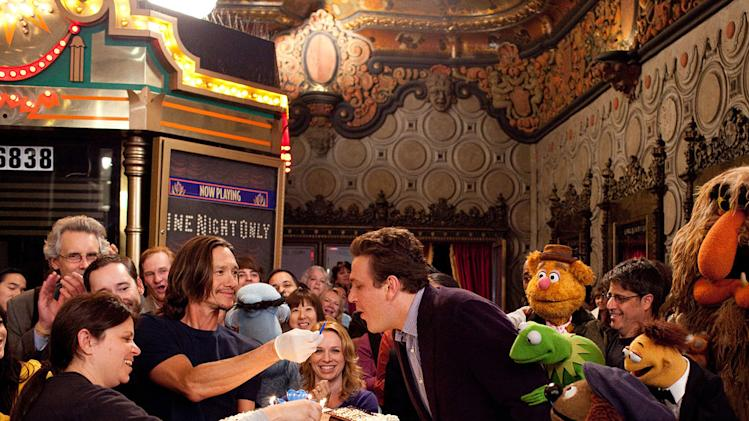 The Muppets 2011 Walt Disney Jason Segel