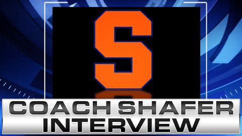 Syracuse Football Interview