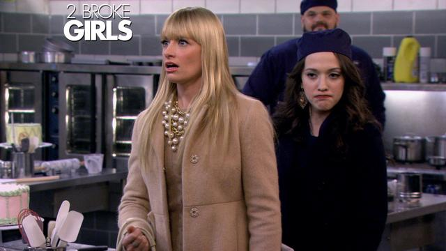 2 Broke Girls - Game Over