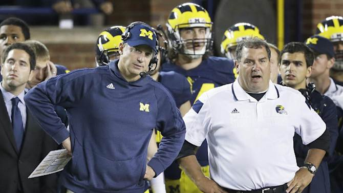 Michigan looking for answers as Big Ten play looms