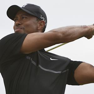 Tiger Woods shoots best round in 16 months
