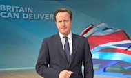 David Cameron To Unveil Trade Crusade