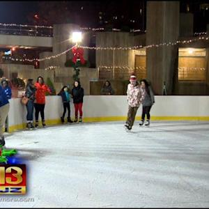 Holiday Cheer Has Arrived In And Around Charm City