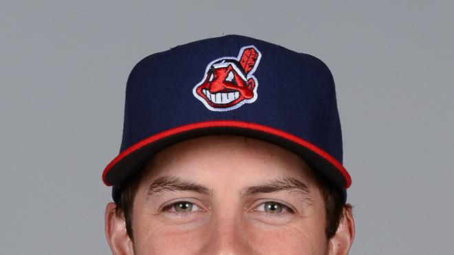 Trevor Bauer Baseball Headshot Photo