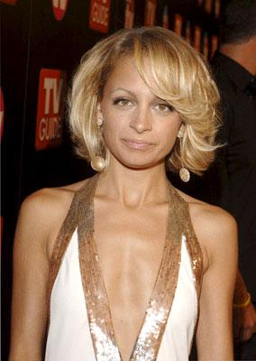 Nicole Richie TV Guide & Inside TV After Party Emmy Awards - 9/18/2005