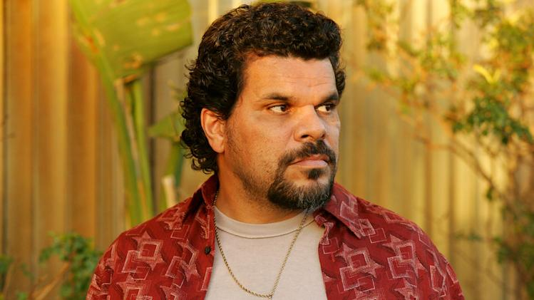 Luis Guzman stars as Ramon in John From Cincinnati.