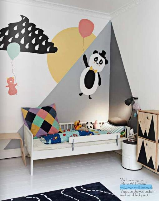 Playful Kids Room