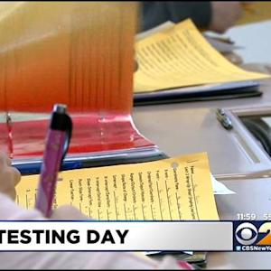 Parents, Schools Locked In Battle Over Those Opting Out Of Standardized Tests