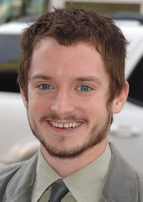 Elijah Wood at the Hollywood premiere of Warner Bros. Pictures' Happy Feet
