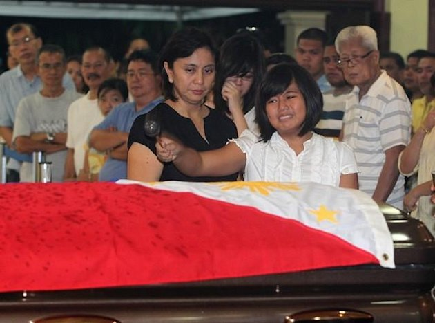 Robredo wake