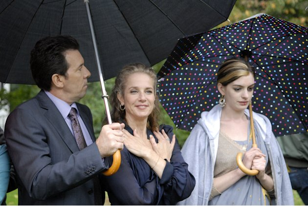 Jerome LePge Debra Winger Anne Hathaway Rachel Getting Married Production Stills Sony Pictures Classics 2008
