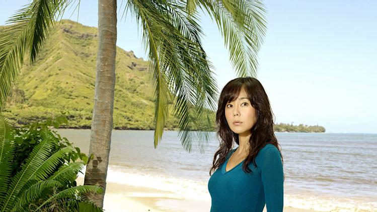 "Yunjin Kim stars as Sun on ""Lost."""