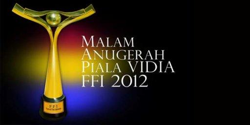 Inilah Daftar Peraih Piala Vidia FFI 2012