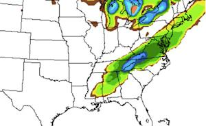 Snow Possible for Atlanta Area Thursday