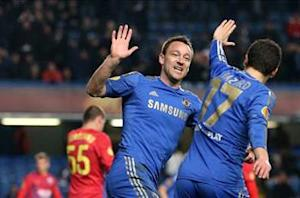 Hazard in, Terry out as Chelsea captain misses out on America tour
