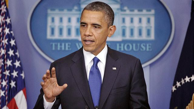 Obama Suggests Any 'Cliff' Deal Would Be Small