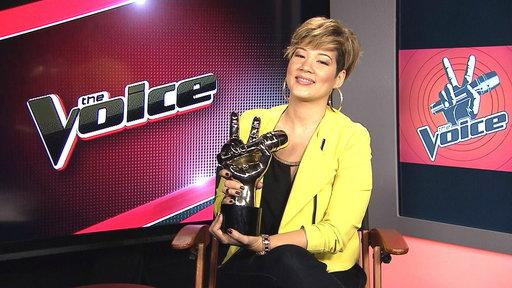 Tessanne Chin Winning Interview