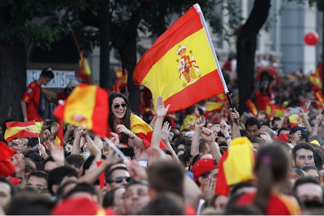 UEFA EURO 2012 Champions Spain&nbsp;&hellip;