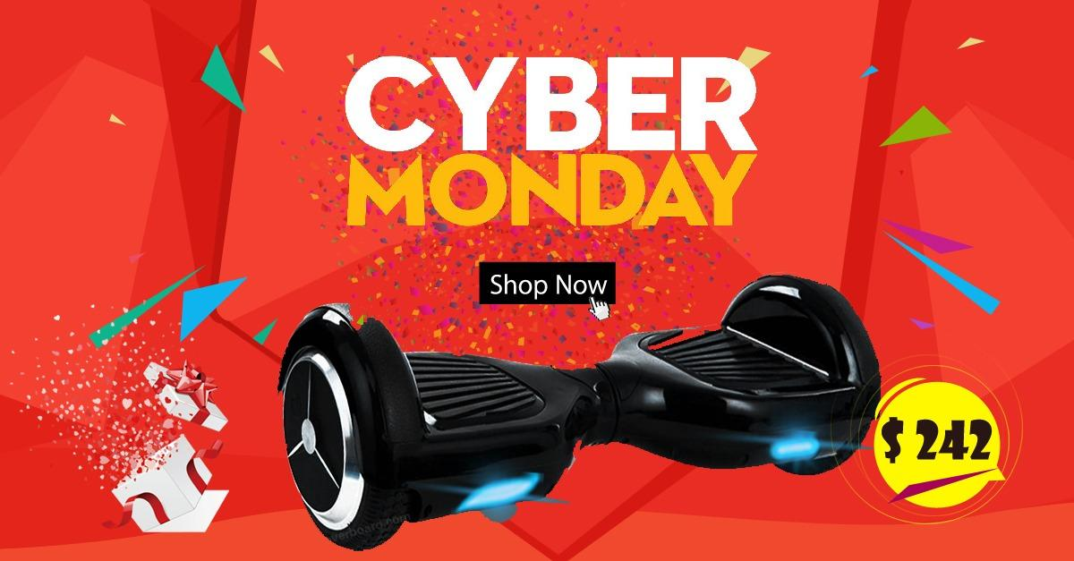 Best Toy & Gift:Self Balance Hoverboard