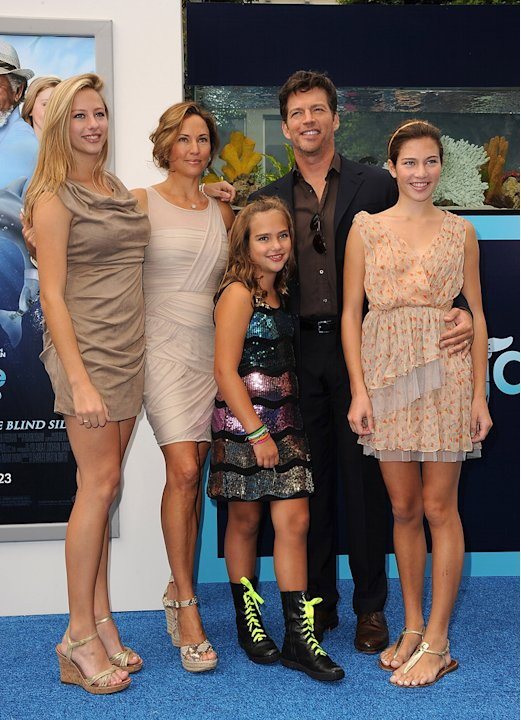 Dolphin Tale LA Premiere 2011 Harry Connick Jr.