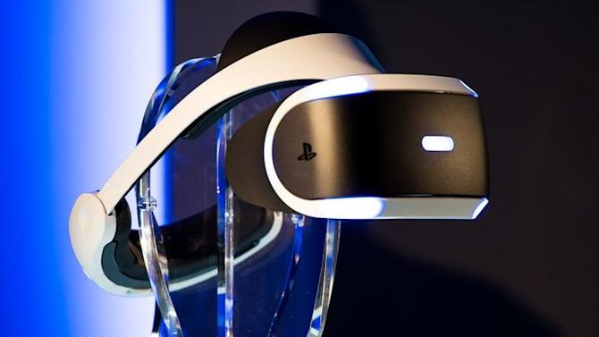 Project Morpheus coming to PlayStation 4 in the first half of 2016