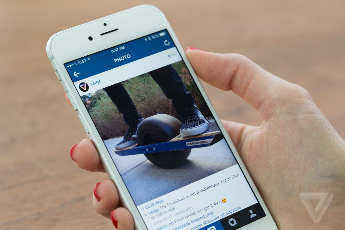 Instagram is reportedly testing support for multiple accounts