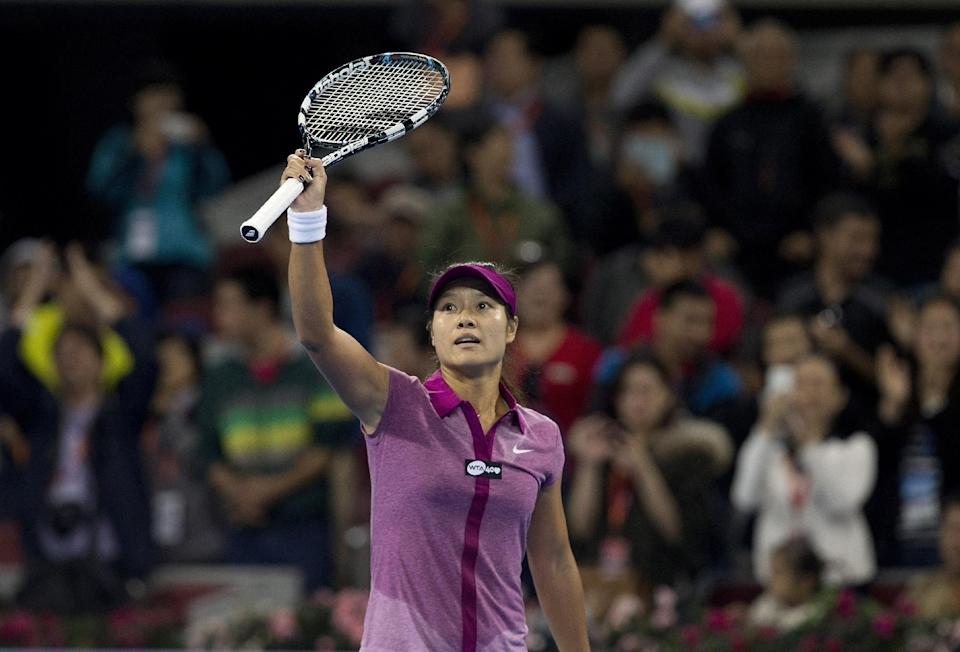 Li, Kvitova set up China Open quarter, Nadal wins