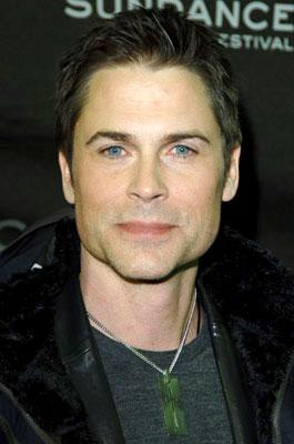 Rob Lowe Thank You for Smoking Premiere - 1/21/2006 2006 Sundance Film Festival