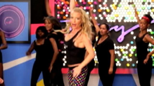 Tracy Anderson Shows How to Keep Weight-Loss Resolutions