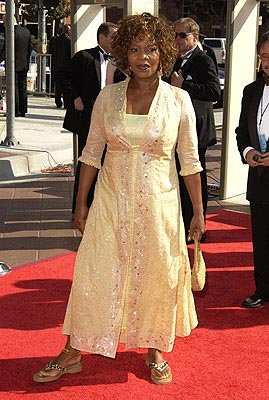 Alfre Woodard Emmy Creative Arts Awards - 9/13/2003