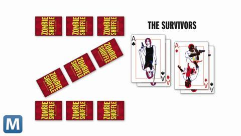 Kickstarter Gives Life to Zombie Apocalypse Playing Card Game