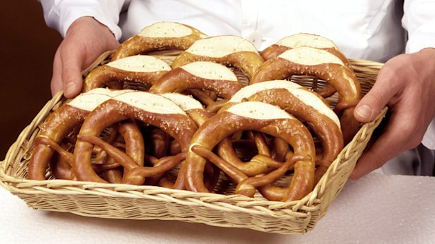 Free Pretzels for National Pretzel Day (ABC News)