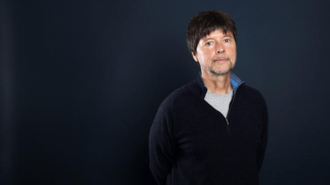 """FILE - This July 21, 2012 file photo shows filmmaker Ken Burns posing in Beverly Hills, Calif. Burns and Pulitzer Prize-winning author Siddartha Mukherjee are collaborating for a film based on Mukherjee's book """"The Emperor of All Maladies: A Biography of Cancer."""" (Photo by Matt Sayles/Invision/AP, File)"""