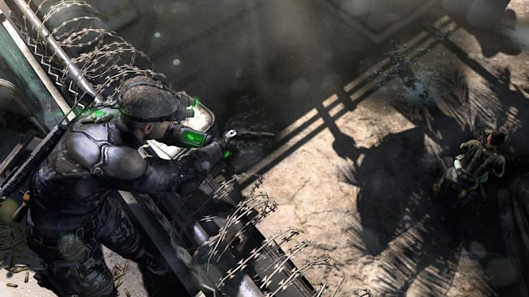 Review: 'Splinter Cell' saves the world, sneakily