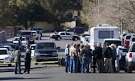 Murder-Suicide At Las Vegas Cop's Home