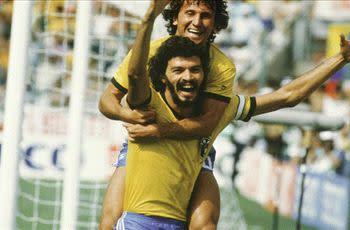 Zico: Brazil '82 side better than Spain