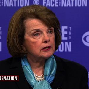 """Dianne Feinstein hopes """"some diplomacy can prevail"""" with Putin"""