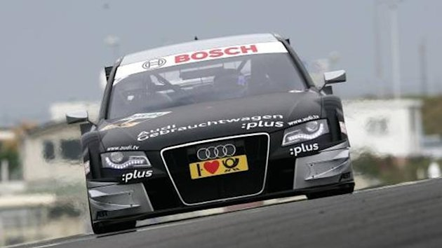 DTM, 2010, Scheider, Zandvoort