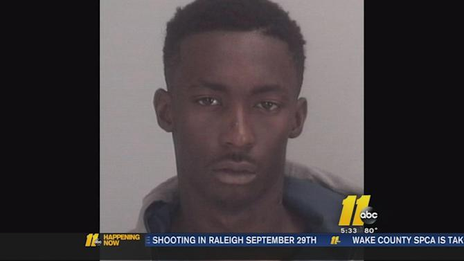 Man arrested in Chapel Hill break-ins, vehicle thefts