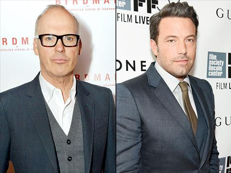 "Michael Keaton Not Jealous of Ben Affleck: ""I'm Batman, I'm Very Secure in That"""