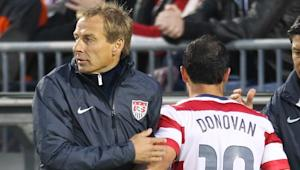 SmorgasBorg: Landon Donovan tug-of-war will test Jurgen Klinsmann's leadership with USMNT