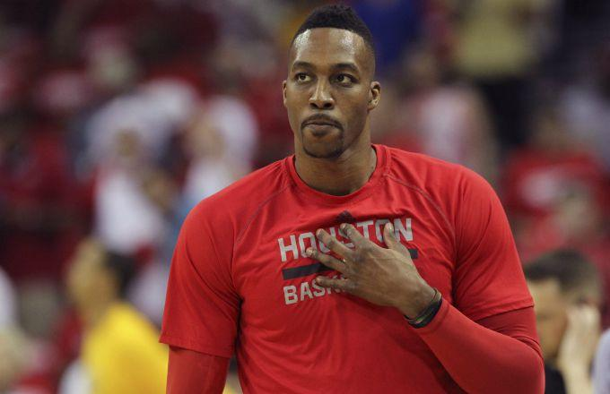 Dwight Howard Was Reportedly Caught Trying to Board a Plane With a Loaded Gun