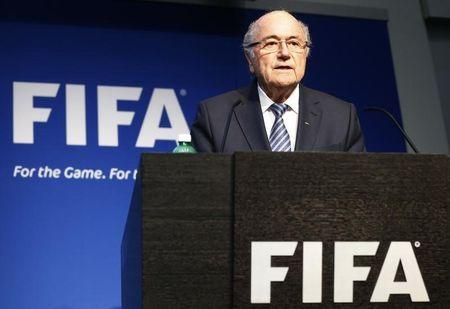 Interpol puts two ex-FIFA officials on 'red notice' wanted list