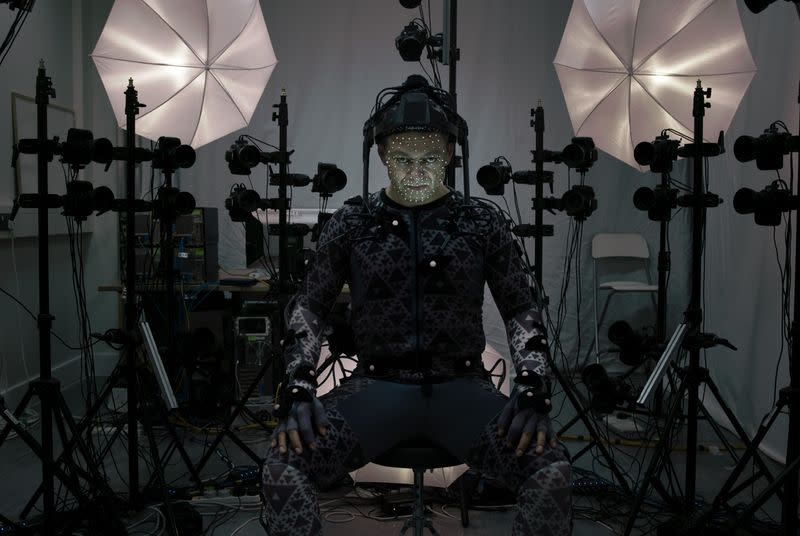 We finally know who Andy Serkis is playing in Star Wars: The Force Awakens