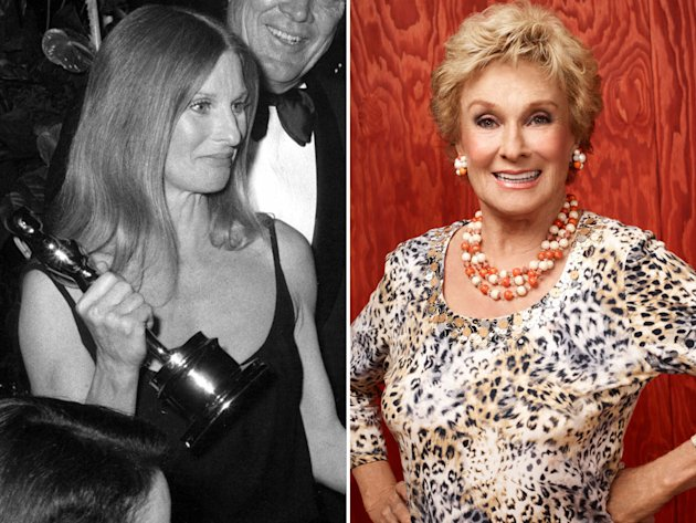 Cloris Leachman (Raising &nbsp;&hellip;